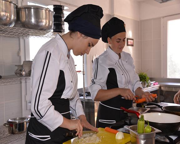 Aşçılık Temel Eğitimi