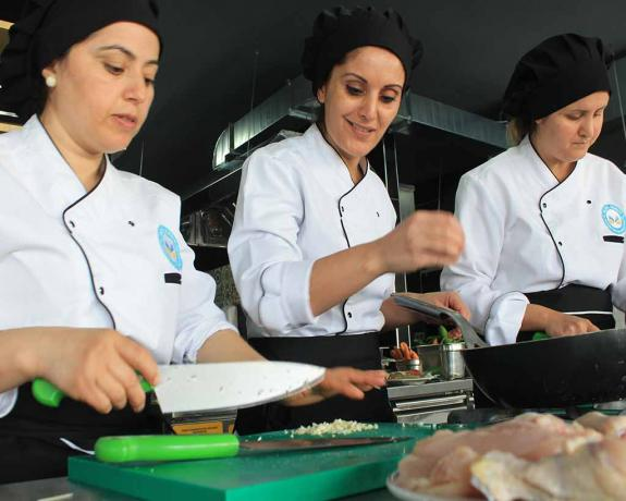Aşçılık Hobi Mutfak 2018