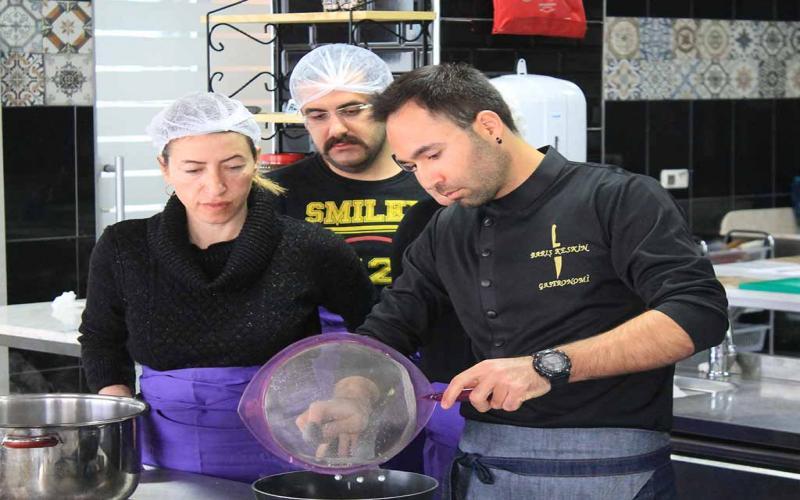 Yat Mutfağı Aşçılık Eğitimi