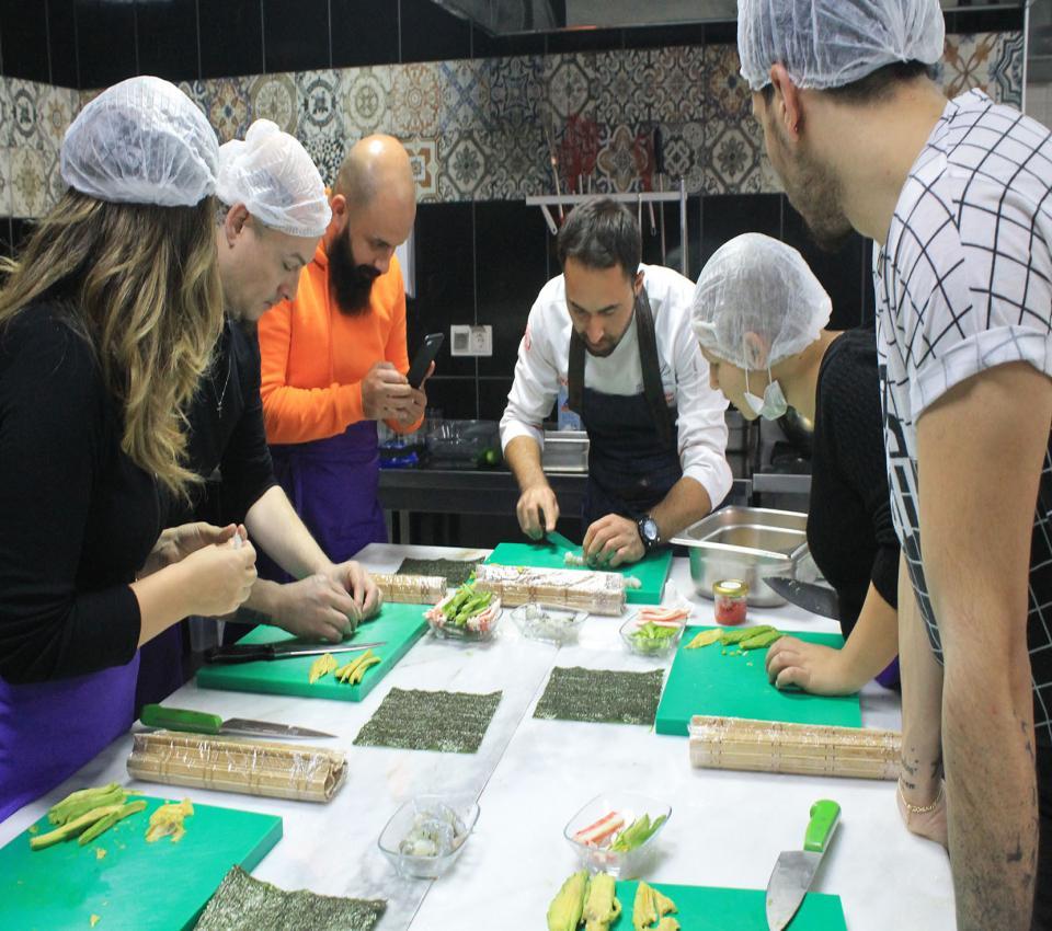 Eğitimler Albüm 1 - Yakut Akademi Aşçılık Kursları