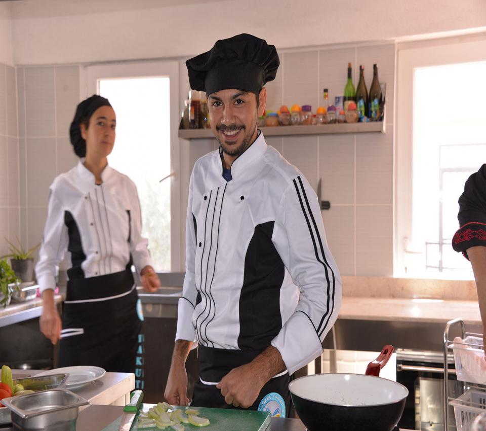 Eğitimler Albüm 2 - Yakut Akademi Aşçılık Kursu