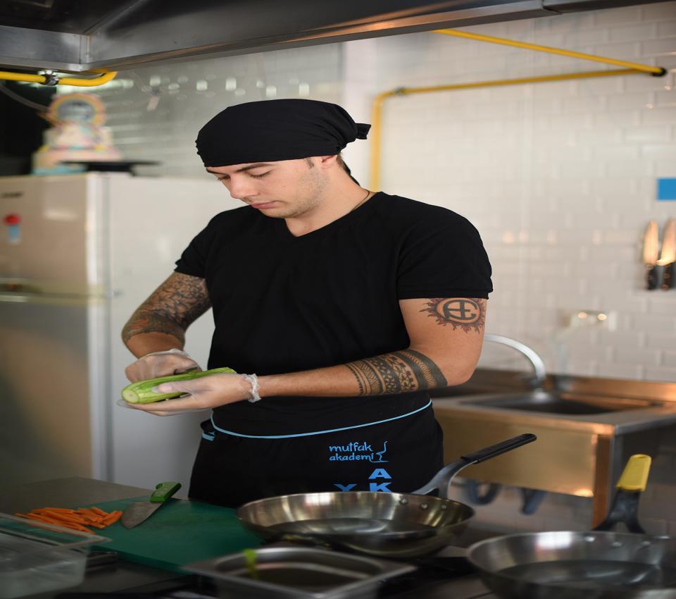 Eğitimler Albüm 3 - Yakut Akademi Aşçılık Kursları