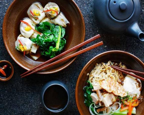 Дальневосточная Кухня