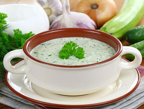 Spring soup - Yayla Soup Recipe